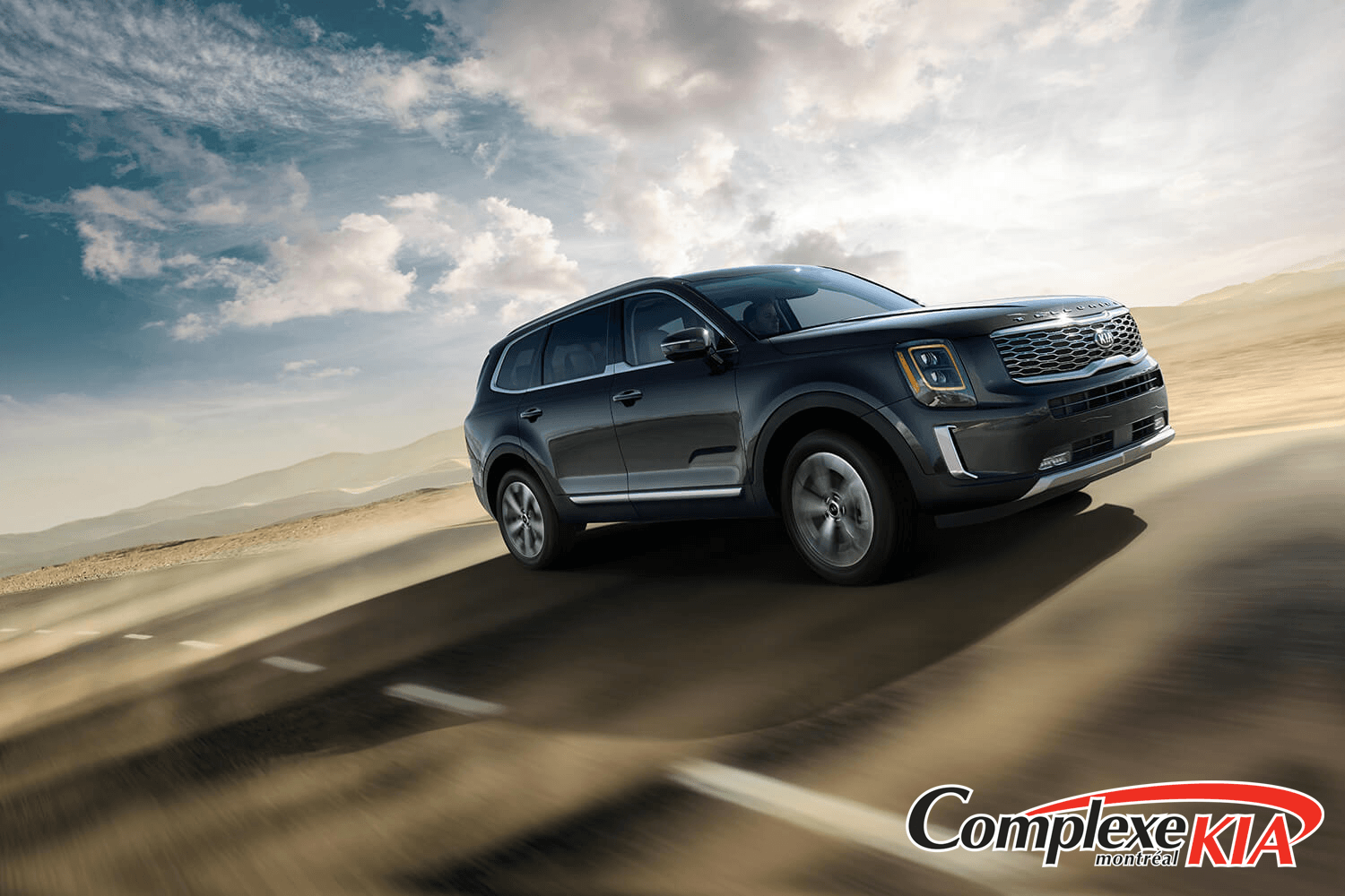 Launch Of The All New 2020 Kia Telluride Complexe Kia